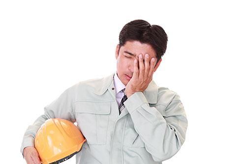 建築会社のホームページの悩み